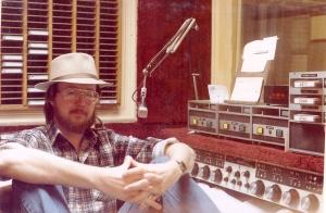 Chip Chase, Rado DJ