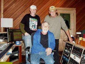 Chip, Max, Steve